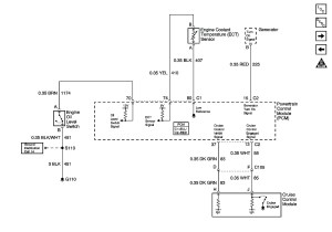 Ac Delco 4 Wire Alternator Wiring Diagram | Free Wiring