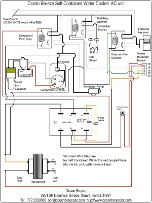Air Handler Fan Relay Wiring Diagram | Free Wiring Diagram