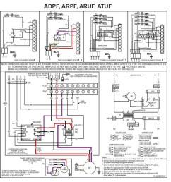 air handler fan relay wiring diagram [ 982 x 1023 Pixel ]