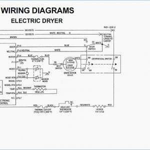 Wiring Diagram Electric Dryer