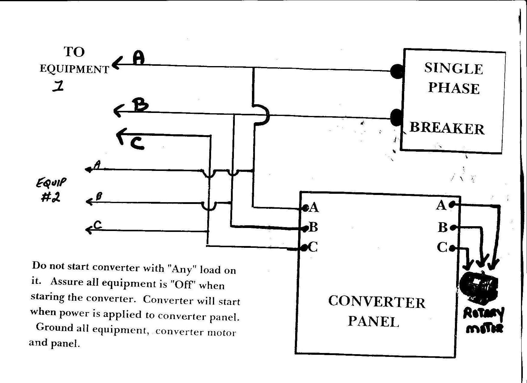 ronk phase converter wiring diagram for pioneer radio deh 150mp american rotary free