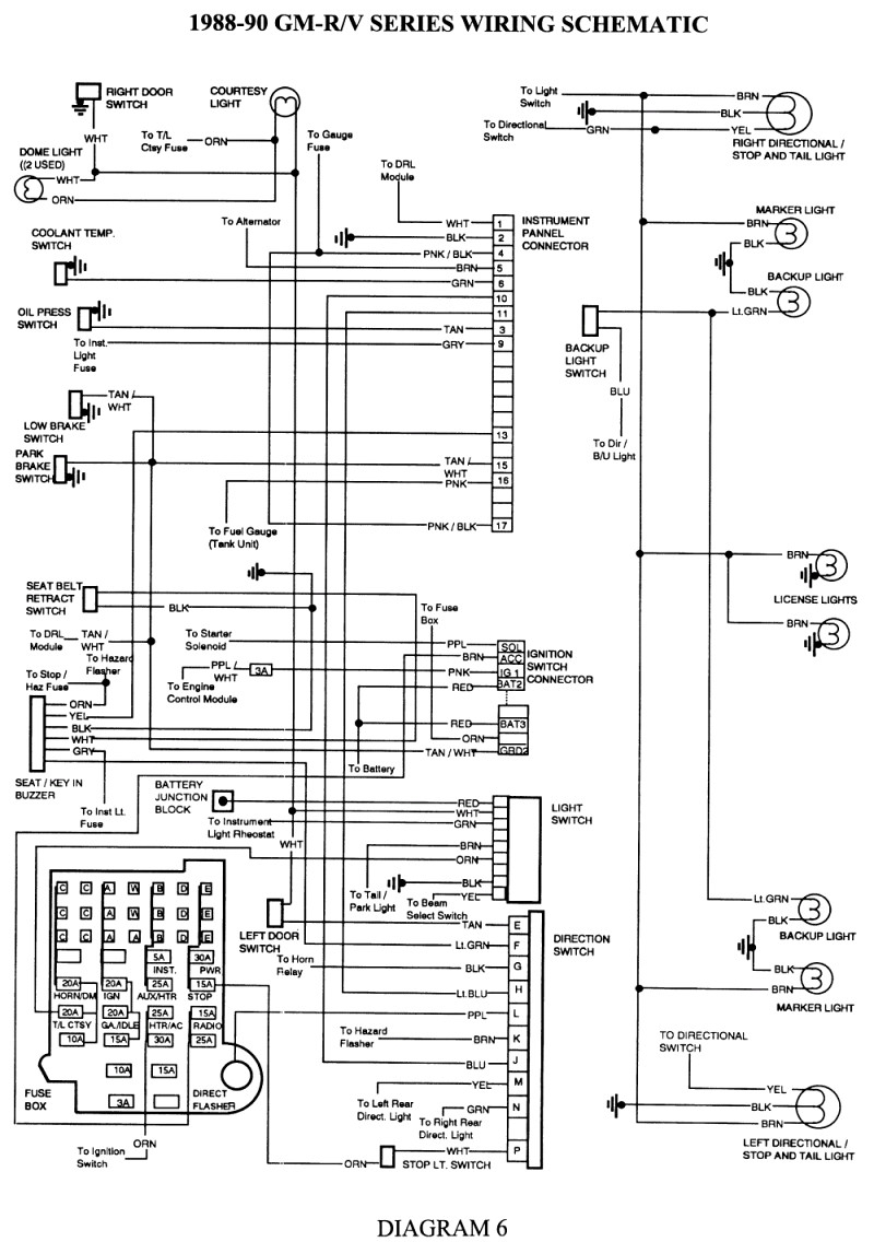 series wiring diagram timer
