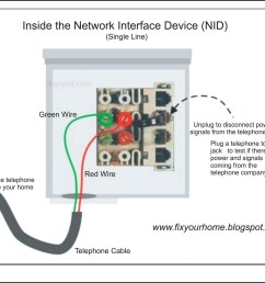 furthermore outside phone box wiring on phone demarcation box wiring dsl outside box wiring diagram [ 1600 x 1233 Pixel ]