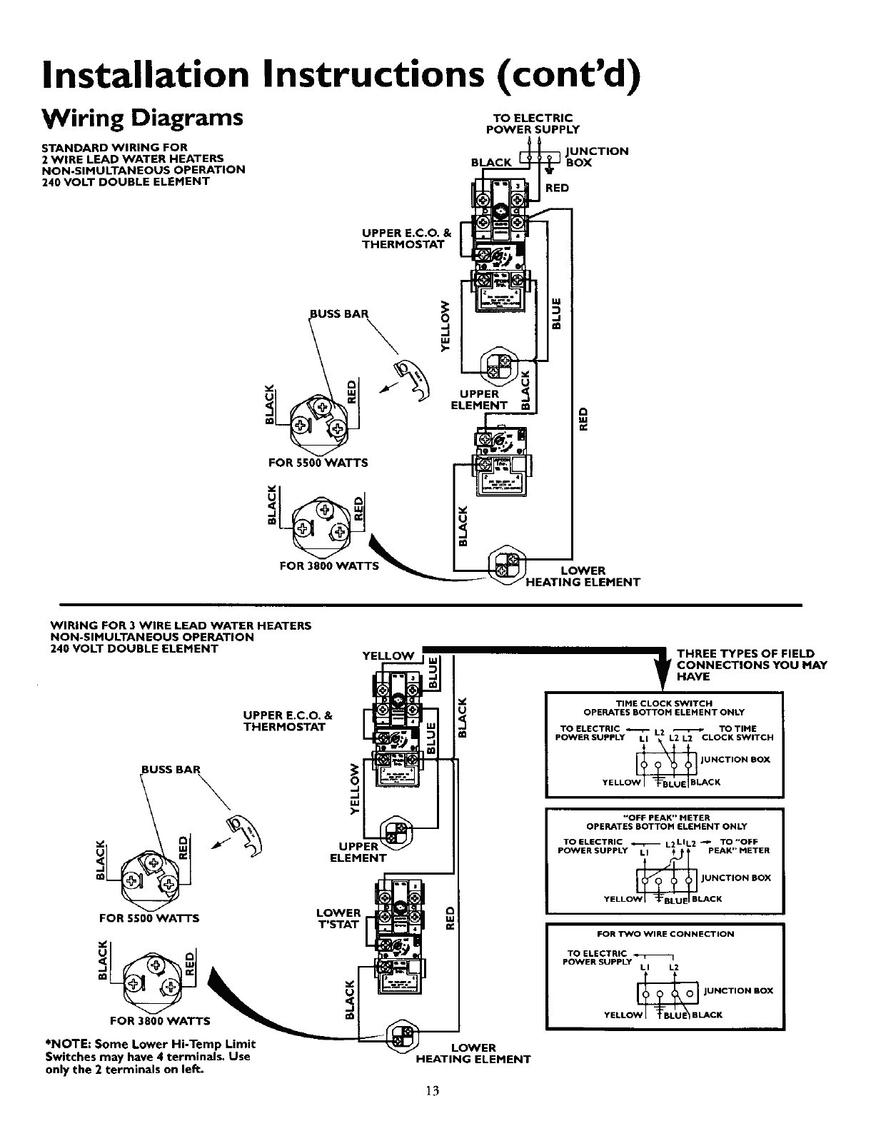 geyser timer wiring diagram 3 gang way light switch atwood water heater free