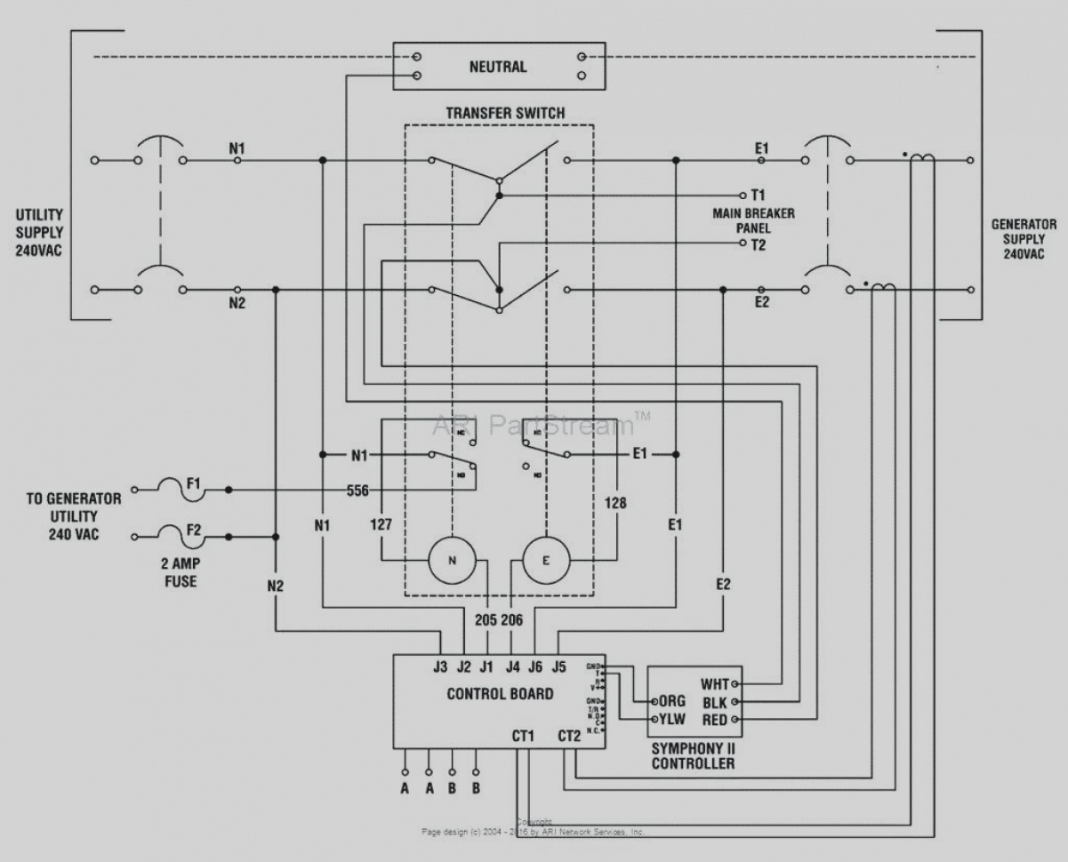 hight resolution of automatic standby generator wiring diagram