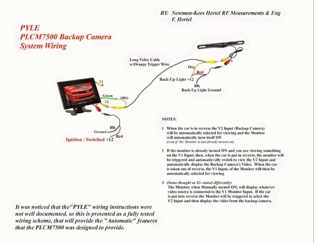 medium resolution of backup camera schematic best wiring librarycamaro backup camera wiring diagram simple wiring schema peak 4 3