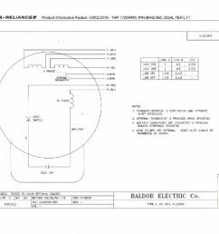 baldor motors wiring diagram baldor electric motor wiring diagram best 240v single phase motor wiring [ 2262 x 1754 Pixel ]