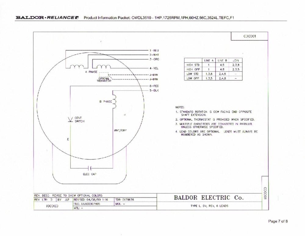 medium resolution of baldor wire diagram wiring diagram technic baldor 3 phase wiring diagram free picture