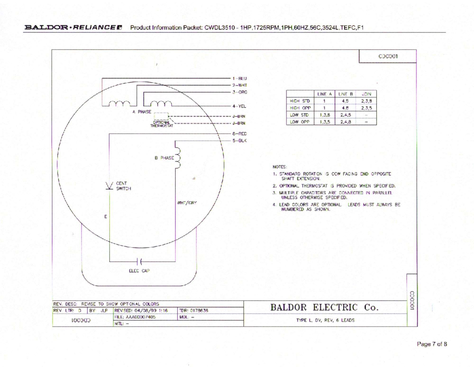 hight resolution of baldor motors wiring diagram baldor electric motor wiring diagram best 240v single phase motor wiring