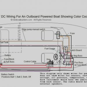 Wiring Diagram Bass Tracker Boat