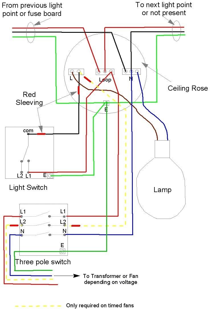 medium resolution of bathroom fan with timer wiring diagram