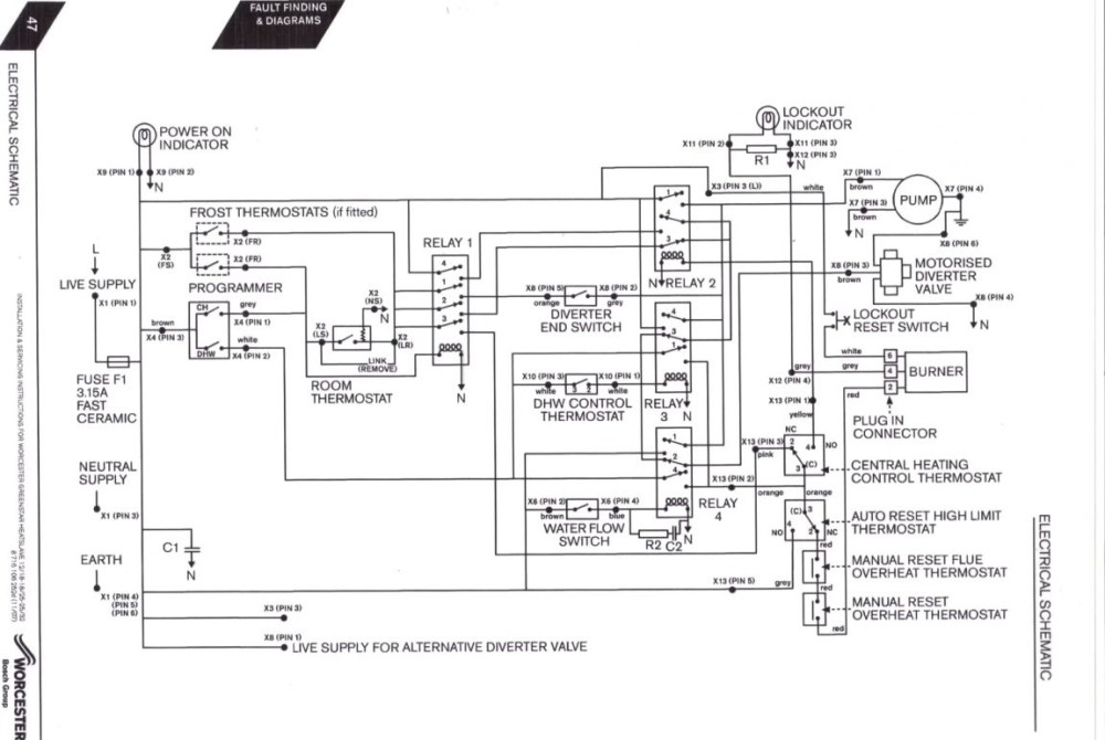 medium resolution of boiler wiring diagram steam boiler wiring diagram new boiler control wiring diagrams steam 13j