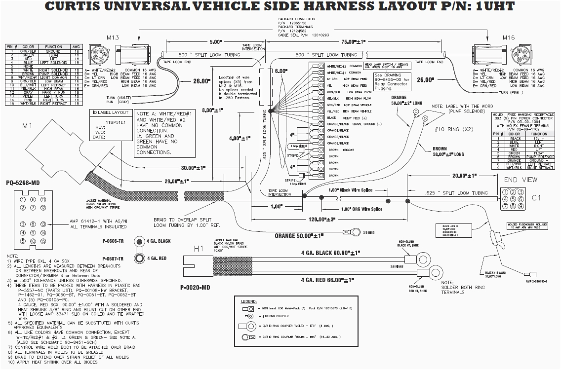 Boss Plow Diagram. boss plow wiring schematic free wiring