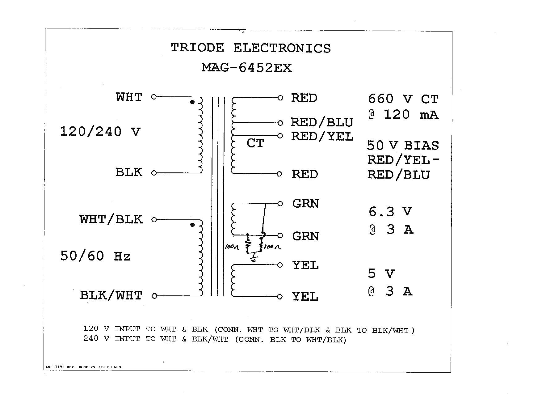 Wiring Diagram 9t51b0130 - Wiring Diagram & Cable Management on
