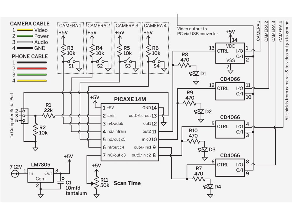 medium resolution of bunker hill security camera wiring diagram wiring diagram for home security camera new wiring diagram