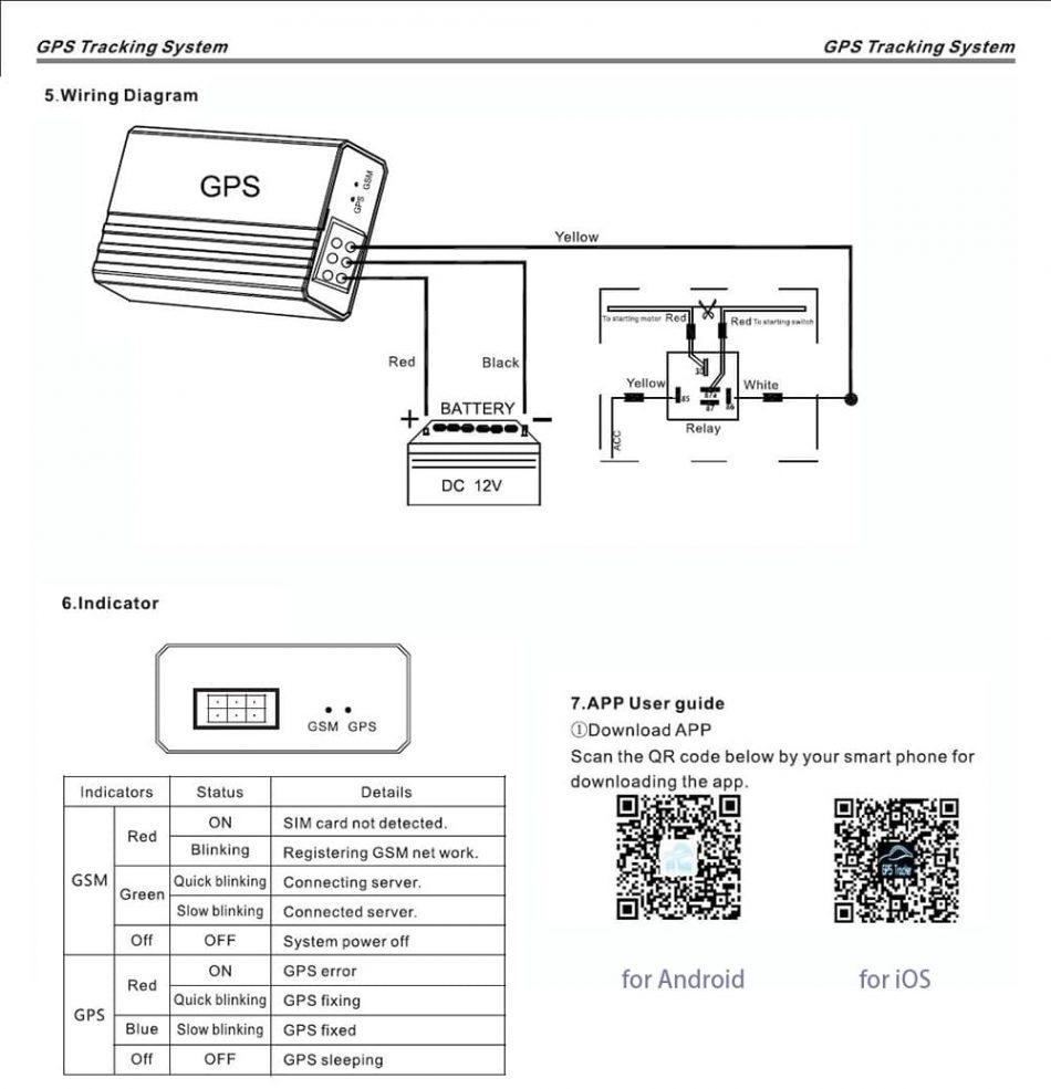 medium resolution of calamp gps wiring diagram