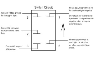 Carling toggle Switch Wiring Diagram | Free Wiring Diagram