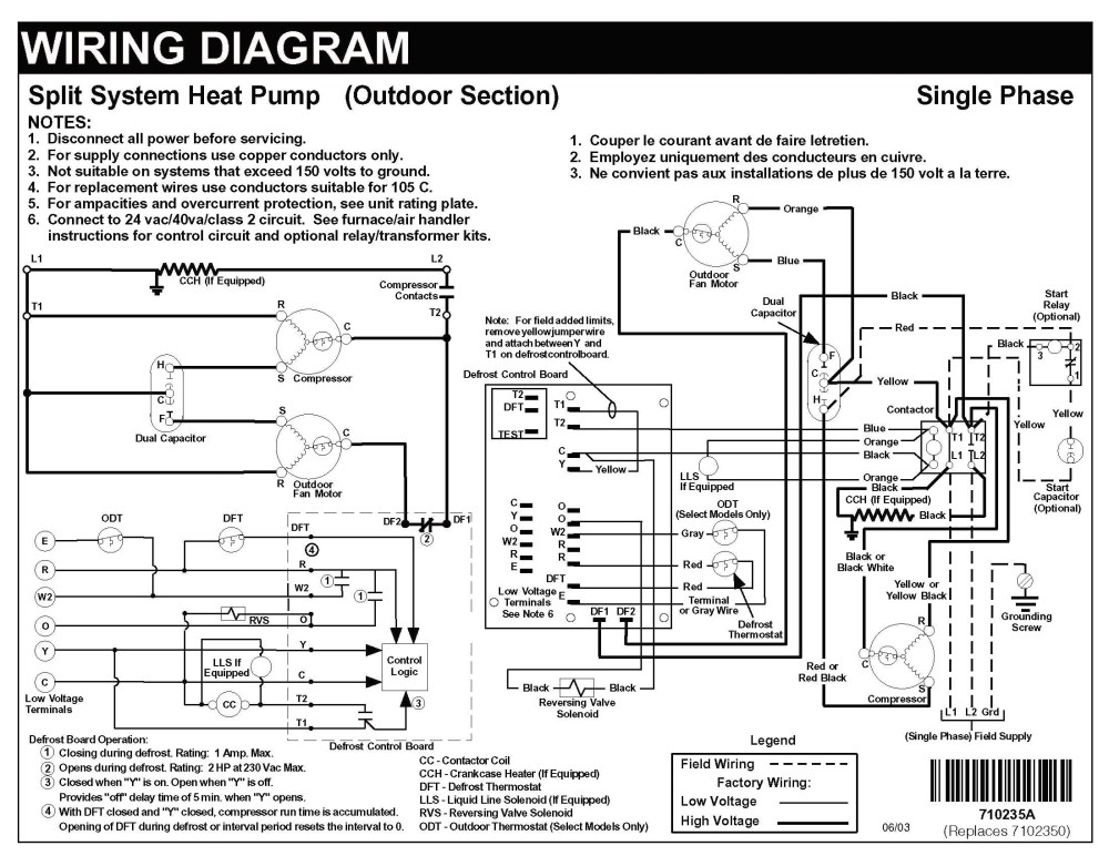 medium resolution of carrier heat pump wiring diagram thermostat