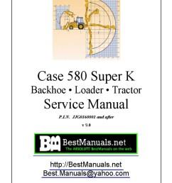 case 580k wiring schematic 6d [ 768 x 1024 Pixel ]