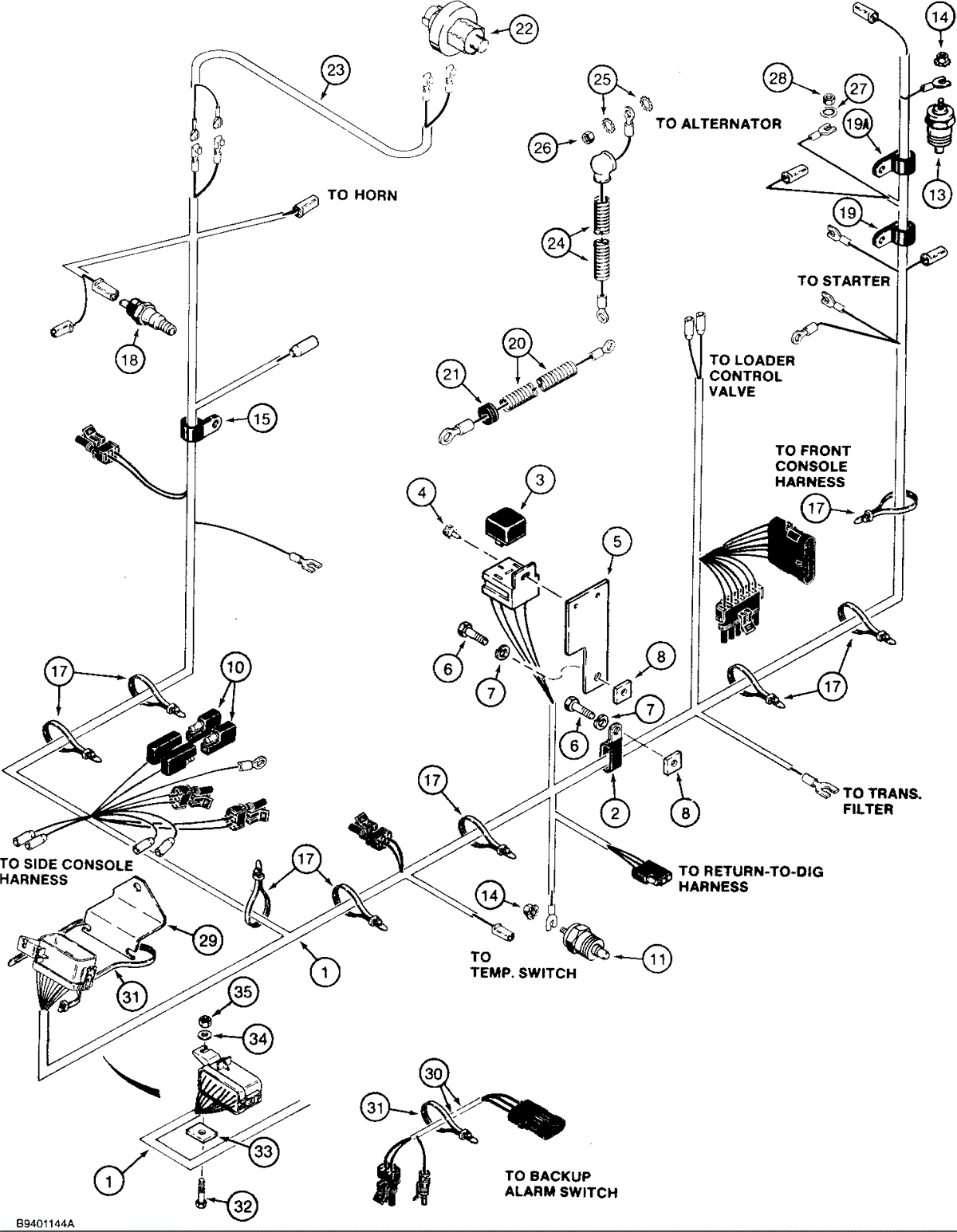 Case 580c Wiring Diagram