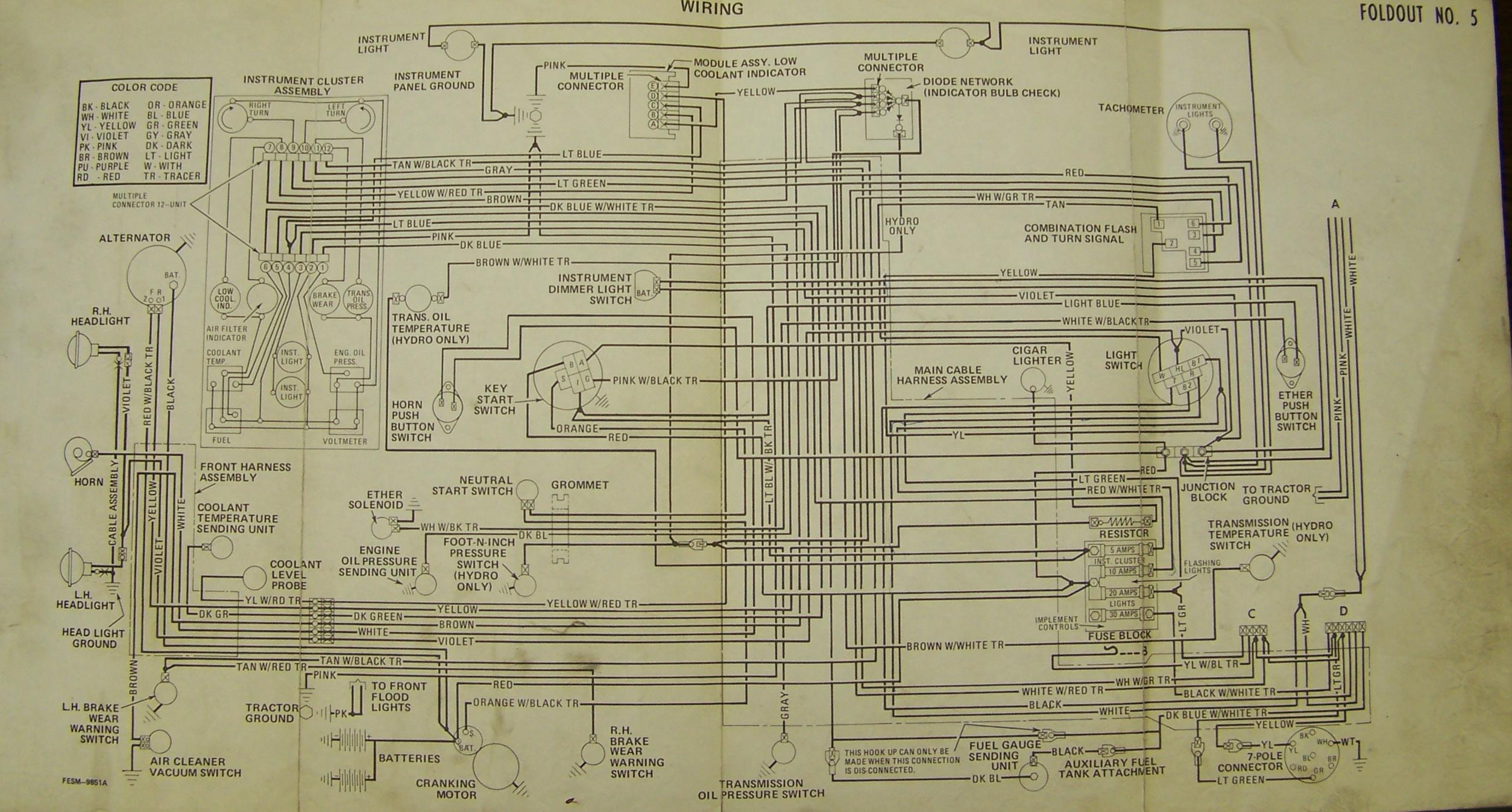 Wiring Diagram International Dt466 Wiring Diagram International Wiring