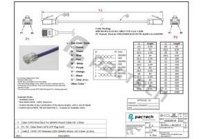 Cat 5 Wall Jack Wiring Diagram | Free Wiring Diagram