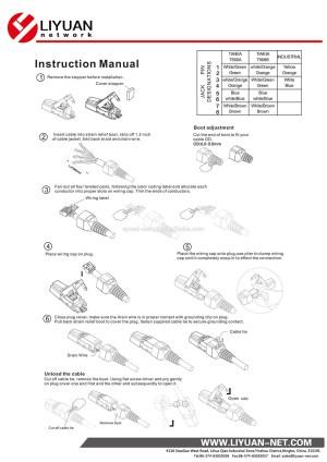 Cat 6 Wiring Diagram Rj45 | Free Wiring Diagram