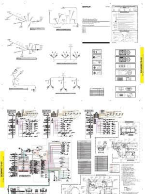 Cat C15 Acert Wiring Diagram | Free Wiring Diagram