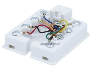 Ce Tech Cat5e Jack Wiring Diagram | Free Wiring Diagram