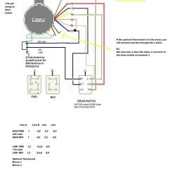 Magnetek Motor Wiring Diagram 6 Lead Century 9 151553 01