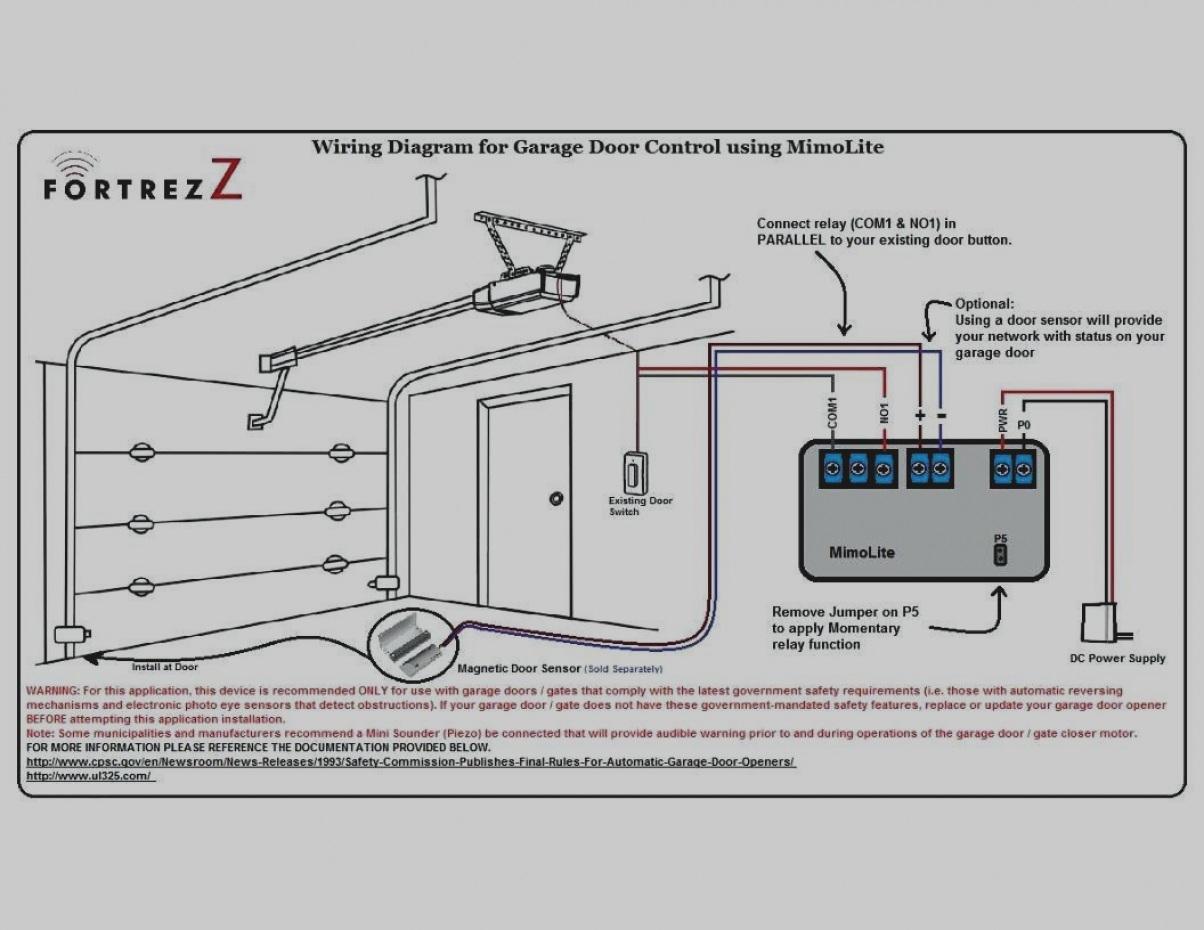 garage door opener wiring diagram likewise craftsman garage door