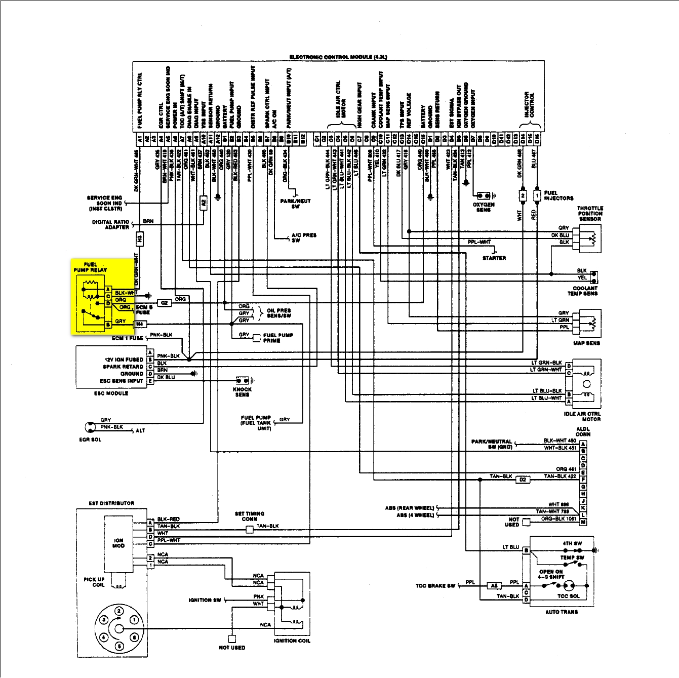 97 chevy astro van wiring diagram