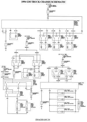 Chevrolet S10 Wiring Diagram   Free Wiring Diagram