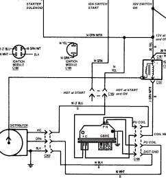 chevy chevy 350 ignition coil wiring diagram free wiring diagram on chevy points distributor wiring  [ 1284 x 1178 Pixel ]
