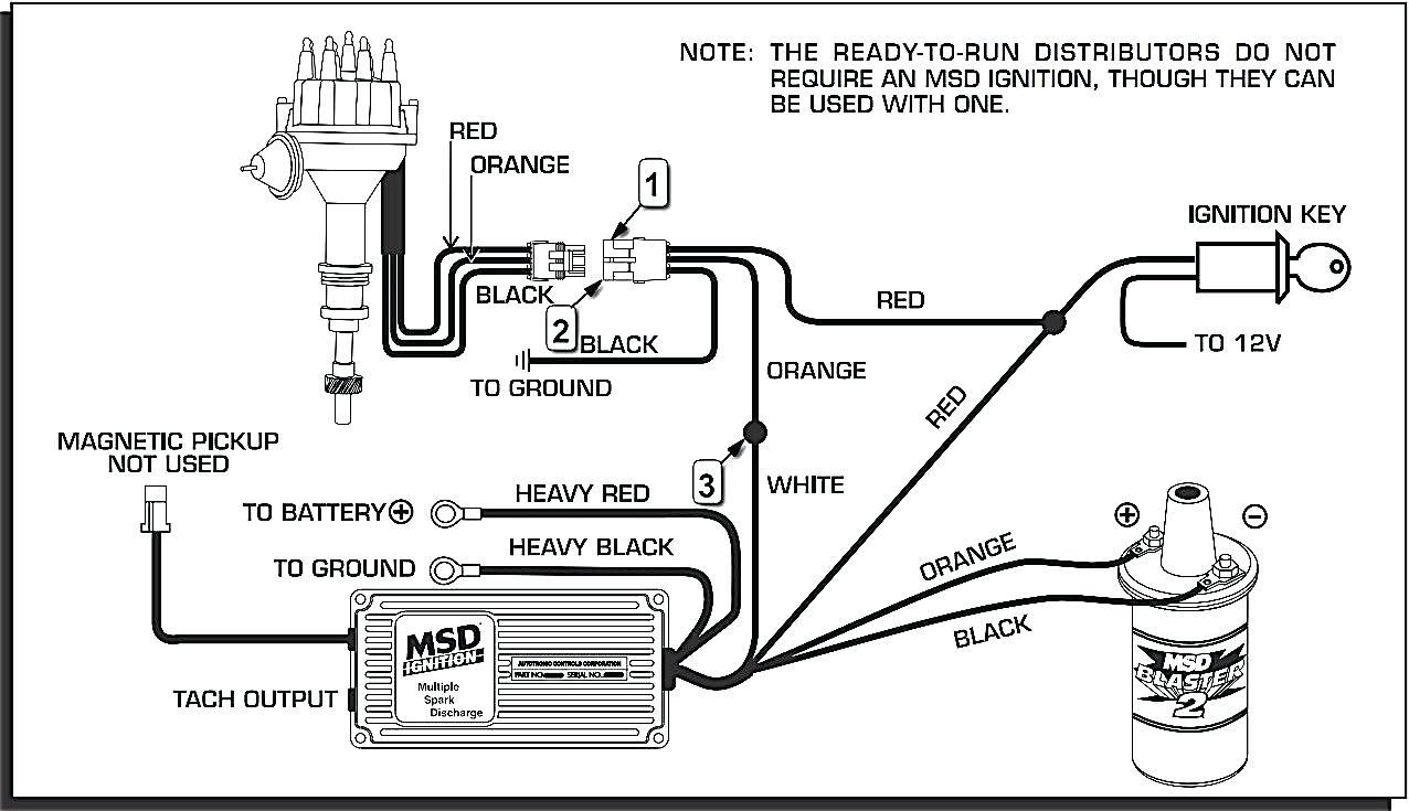 1975 gm hei distributor wiring diagram