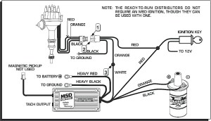Chevy Hei Distributor Wiring Diagram | Free Wiring Diagram