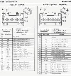 chevy radio wiring diagram [ 948 x 970 Pixel ]