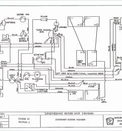 1992 club car battery club car golf cart wiring diagram free wiring diagram volt club car schematic diagram on  [ 2090 x 1592 Pixel ]