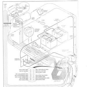 Club Car Golf Cart Lights Wiring Diagram Club Car Wiring Diagram Gas Free Wiring Diagram