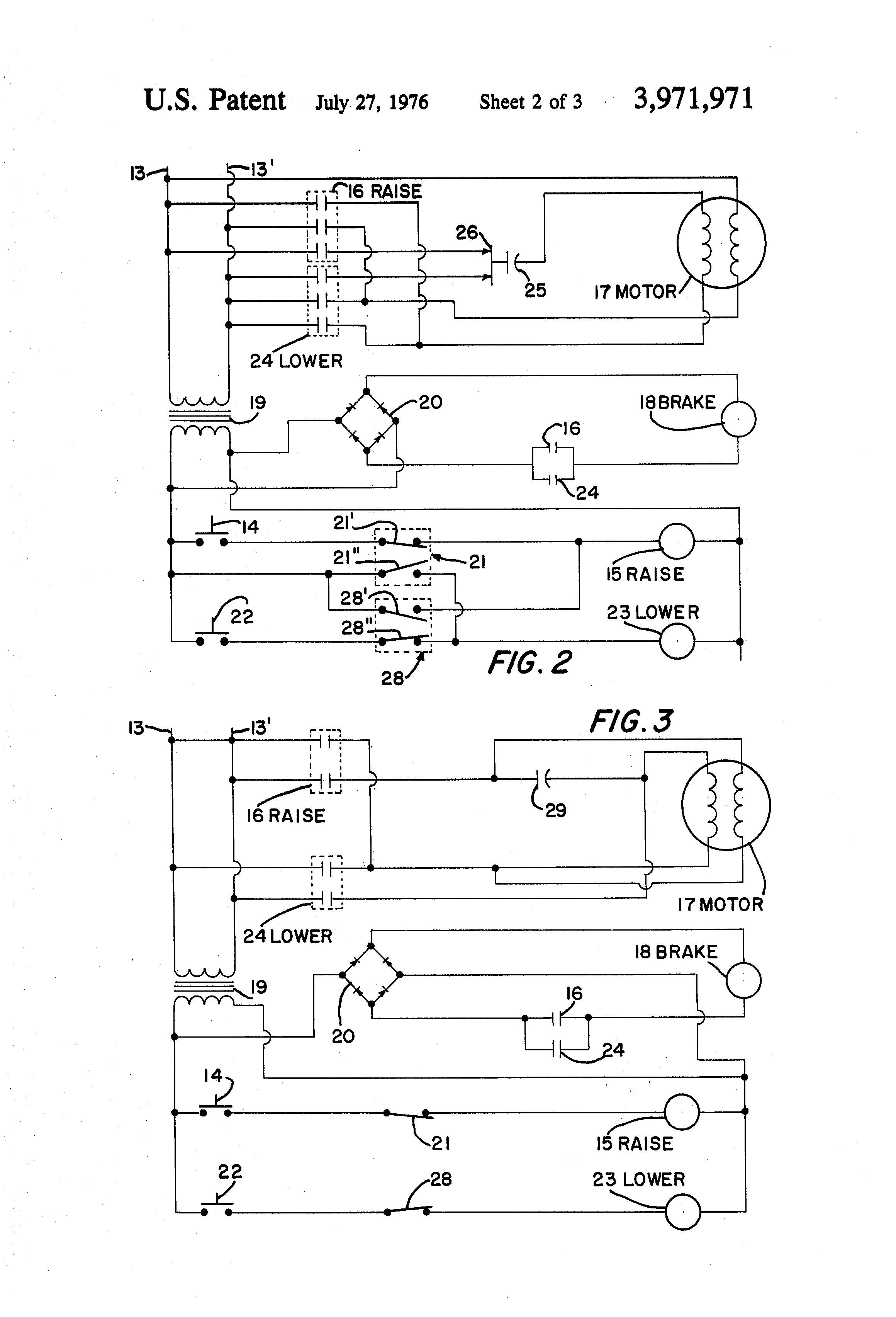 cm hoist switches diagram wiring diagram  cm hoist wiring diagrams model h #11