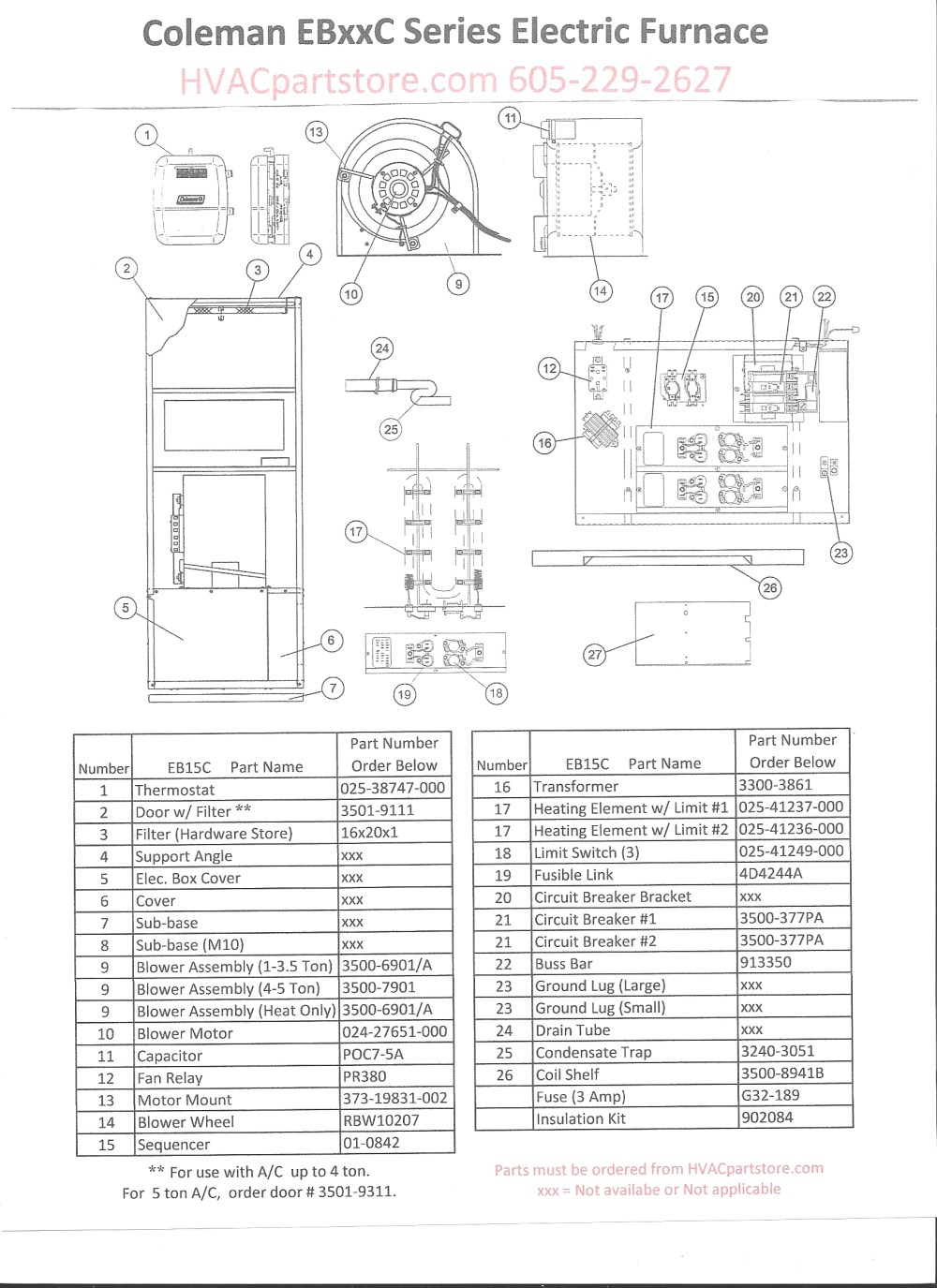 medium resolution of coleman electric furnace wiring diagram coleman electric furnace wiring diagram with exceptional intertherm manual to