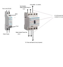 contactor wiring diagram a1 a2 contactor wiring diagram 3r [ 1024 x 819 Pixel ]
