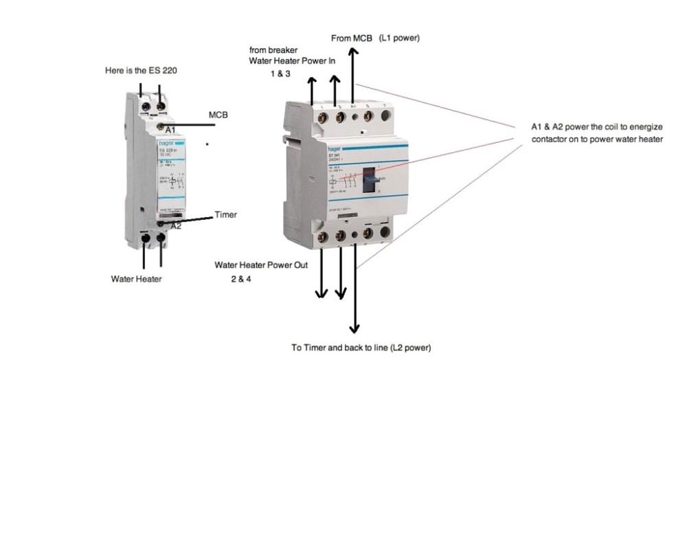 medium resolution of contactor wiring diagram a1 a2 contactor wiring diagram 3r