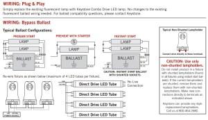 Convert T12 to T8 Wiring Diagram | Free Wiring Diagram