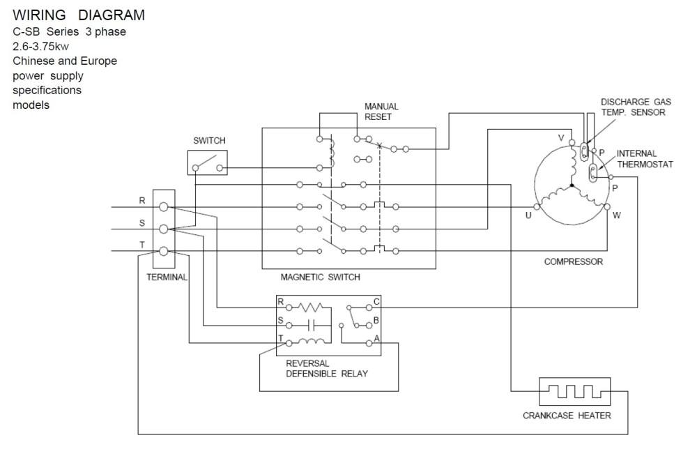 medium resolution of copeland compressor electrical schematic wiring diagrams wni copeland compressor wiring hvac copeland compressor wiring source