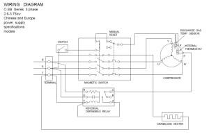 Copeland Compressor Wiring Diagram | Free Wiring Diagram