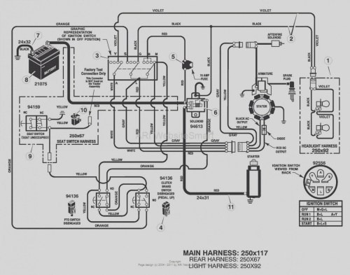 small resolution of craftsman lawn tractor wiring diagram free wiring diagram wiring diagram craftsman 917 287480