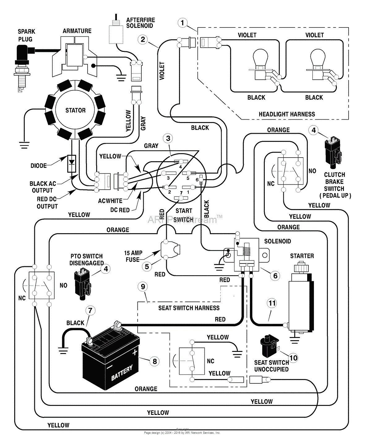 wiring diagram view diagram wiring diagrams briggs wiring diagram