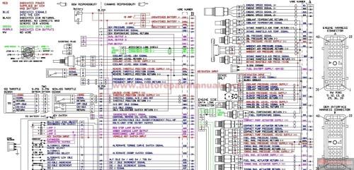 small resolution of cummins celect ecm wiring diagram