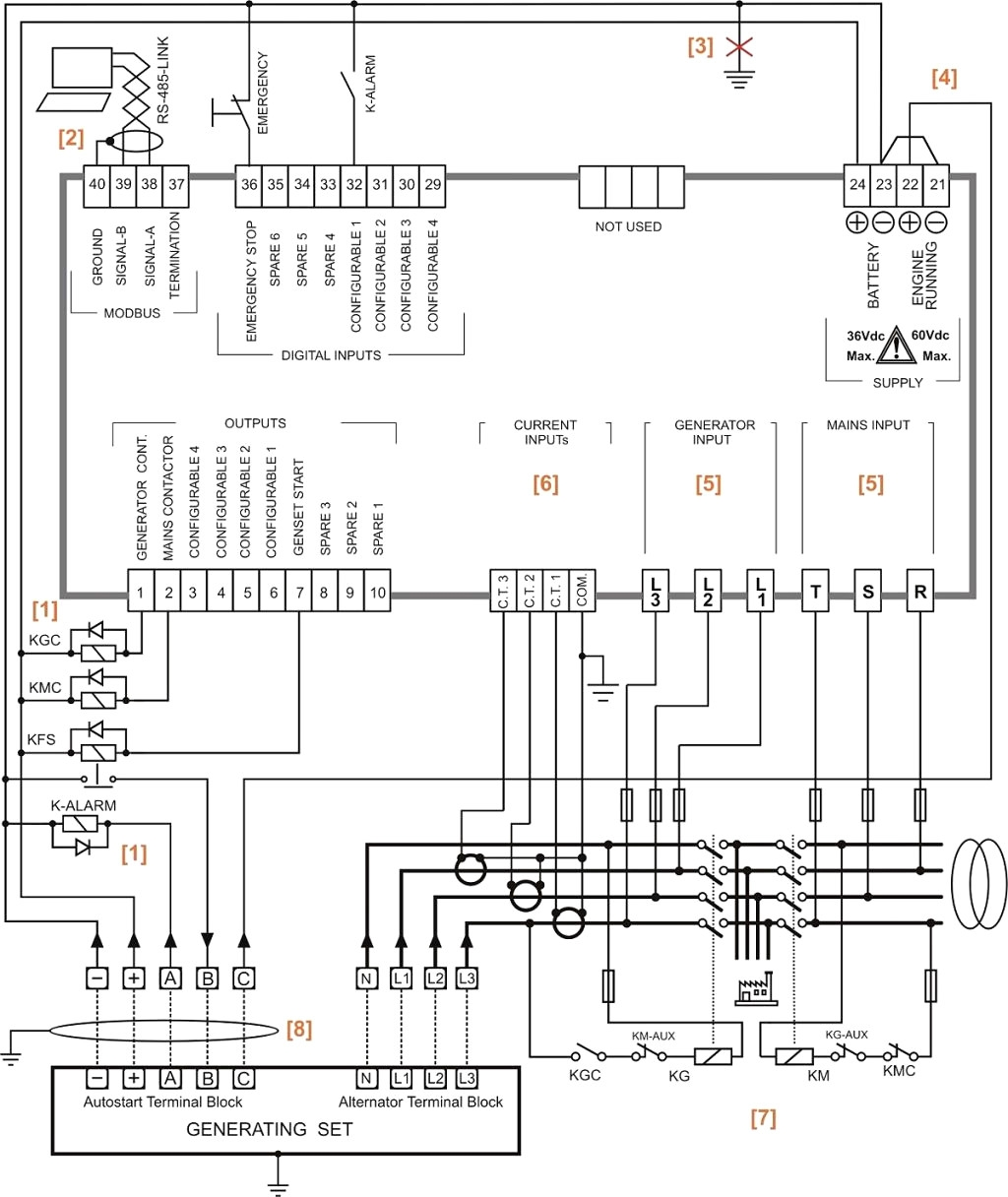 Cutler Hammer Automatic Transfer Switch Wiring Diagram